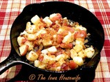 Sautéed Potatoes with Bread Crumbs