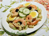 Shrimparoni Salad