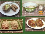 Small Recipes... Betty Crocker's Dinner for Two Ham Loaf