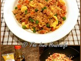 Small Recipes...Ham Fried Rice