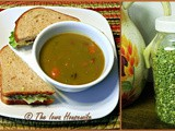 Small Recipes...Split Pea Soup