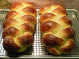 Spring Holiday Bread