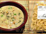 Sue's Chicken Potpie Noodle Soup