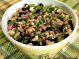 Two Bean and Barley Salad