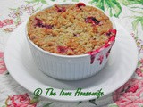 Use It Up...Fruit Crisps and Cobblers