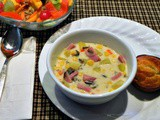 Wild Rice and Ham Chowder