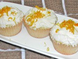 Yellow Butter Cupcake Cakes