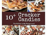 10 Must-Make Cracker Candy Recipes For the Holidays
