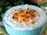 Bacon-Cheddar Ranch Dip