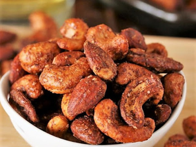 Very Good Recipes of Mixed nuts