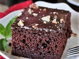 Cheerwine Chocolate Cake