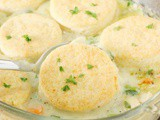 Chicken Pot Pie {2 Ways ~ Pie Crust or Biscuit Topping}