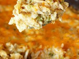 Creamy Chicken Rice Casserole