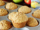Family-Favorite Applesauce Muffins