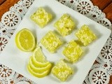 Luscious Lemon-Coconut Bars