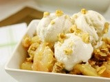 Pear-Walnut Crisp