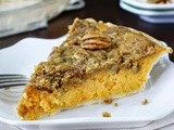 Sister Schubert's Sweet Potato Pie {& 5 Holiday Personal Touches i Learned from Sister}