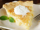 {The best} Classic Coconut Pie