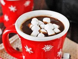 The best Hot Chocolate {Slow Cooker or Stove Top}