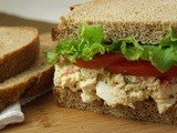 Traditional Southern Chicken Salad