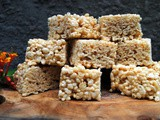 Brown butter rice krispie treats