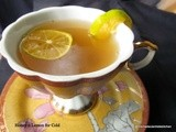 Home Remedies for Cough and Cold Honey and Lemon