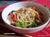 Lengmans Noodles from Kazakhstan