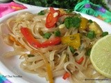 Pad Thai for Thailand