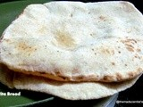 Pita bread on the Stove Top