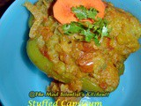 Reposting for Events-Lets Get Stuffed Series- Bell Peppers or Capsicum