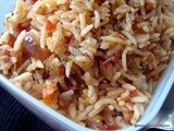 Tomato Rice ~a Blog Hop