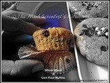 Whole Wheat and Corn Flour Muffins~ a Blog Hop
