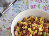 Herbed Corn and Bean Salad