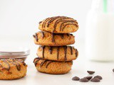 2-Ingredient Cookies – Dairy-free, Flourless Magic Cookies