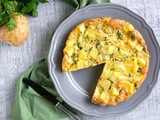 Authentic Italian Potato Frittata