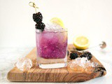Gin Bramble Cocktail