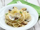 Linguine with Clams and Lemon