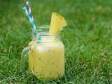 Pineapple Summer Smoothie