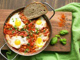 Spicy Chickpea Shakshuka