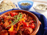 Quick & Easy Greek Spetzofai Recipe