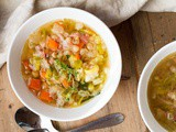 Yellow Split Pea Soup Recipe | Eat Like a Local | Norway
