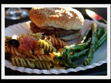 Best Burger, Grilled Asparagus and Italian Ingredients You Gotta Have Handy