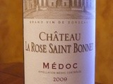Wine Review - Chateau La Rose Saint Bonnet, Medoc 2009