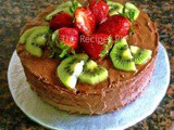 A Divine Treat – Homemade Chocolate Cake Recipe