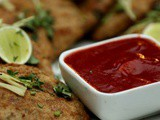 Chicken Jalfrezi Kabab Recipe