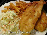 Fish n Chips Recipe