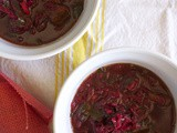 Borscht with Beef, From Russia with Love