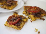 Sweet Potato Savoury Tart