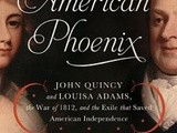Book review:  american phoenix by jane hampton cook
