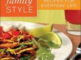 Book review:  food family style by leigh oliver vickery